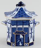 Sugar with Lid c1930s