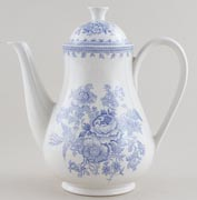 Burleigh Asiatic Pheasants Coffee Pot c2000