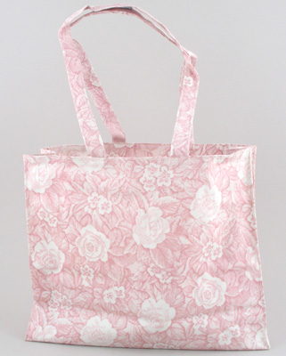 Burleigh Victorian Chintz pink Bag Shoulder