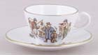 Miniature Cup and Saucer c1980