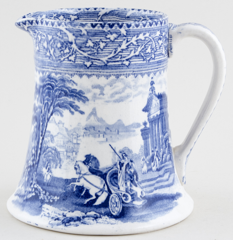 Unattributed Maker Arcadian Chariots Jug or Pitcher c1900