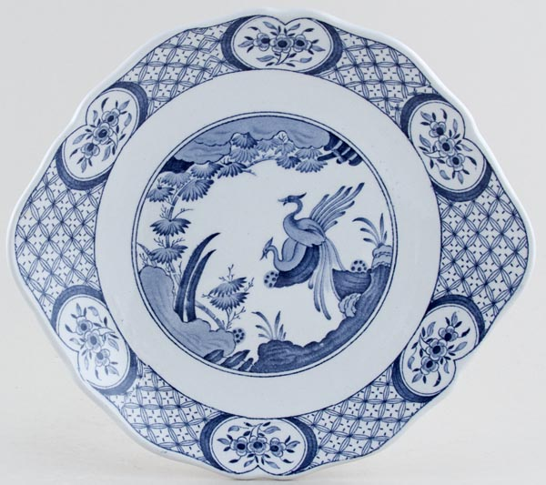 Furnivals Old Chelsea Bread and Butter Plate