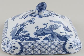 Furnivals Old Chelsea Vegetable Dish Cover