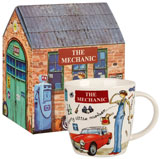 Queens At Your Leisure Mug The Mechanic in gift box