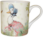 Woodland Mug Jemima Puddle Duck