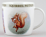 Mug Squirrel Nutkin