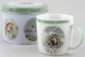 Mug in a Tin Jeremy Fisher