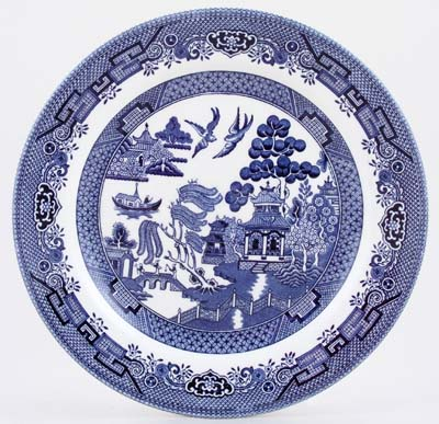 Spode Christmas Tree Pattern
