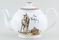 Queens Country Pursuits Teapot Her Ladyship