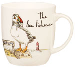Queens Country Pursuits Mug The Sea Fisherman