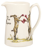 Queens Country Pursuits Jug or Pitcher The Boxers