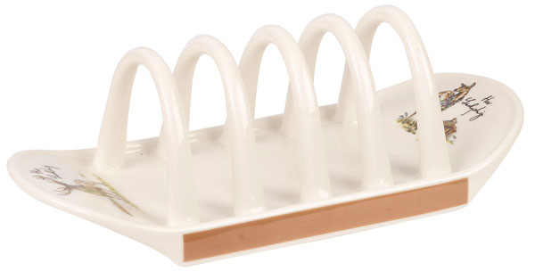 Queens Country Pursuits Toast Rack