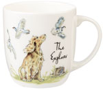 Queens Country Pursuits Mug The Explorer
