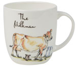 Queens Country Pursuits Mug The Milkman