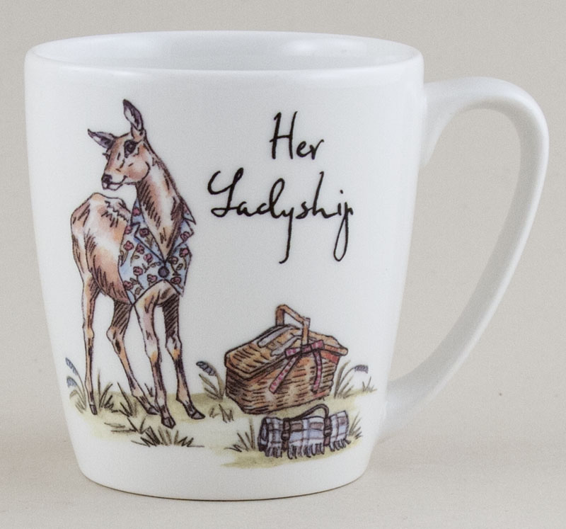 Queens Country Pursuits Mug Her Ladyship