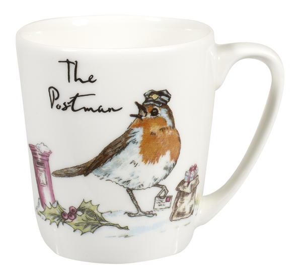 Queens Country Pursuits Mug The Postman