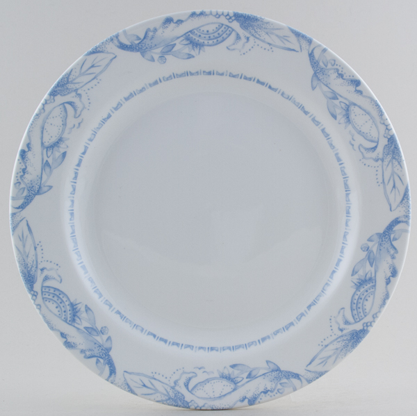 Queens Jamie Oliver Mediterranean Dinner Plate & Queens Jamie Oliver Mediterranean Dinner Plate | Lovers of Blue and ...