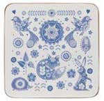 Queens Penzance Coasters set of 4
