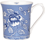 Queens Blue Story Mug Albertine