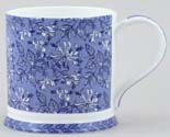 Queens Blue Story Mug Honeysuckle