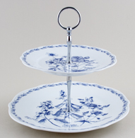 Churchill The RHS Garden Collection Cake Stand 2 tier