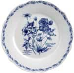 Churchill The RHS Garden Collection Plate Set of 2