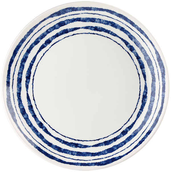 Queens Sieni Inkie Dinner Plate