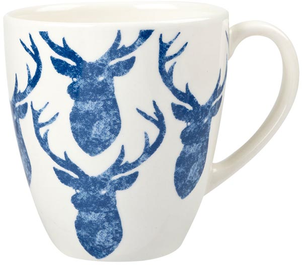 Queens Sieni Mug Staggie