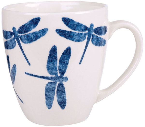 Queens Sieni Mug Dragonflie