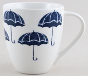 Queens Sieni Mug Umbrellas