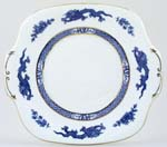 Bread and Butter or Cake Plate c1930