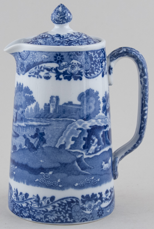 Spode Italian Jug or Pitcher Hot Water c1930s