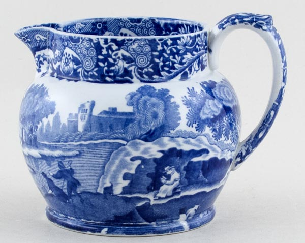Spode Italian Jug or Pitcher  c1950