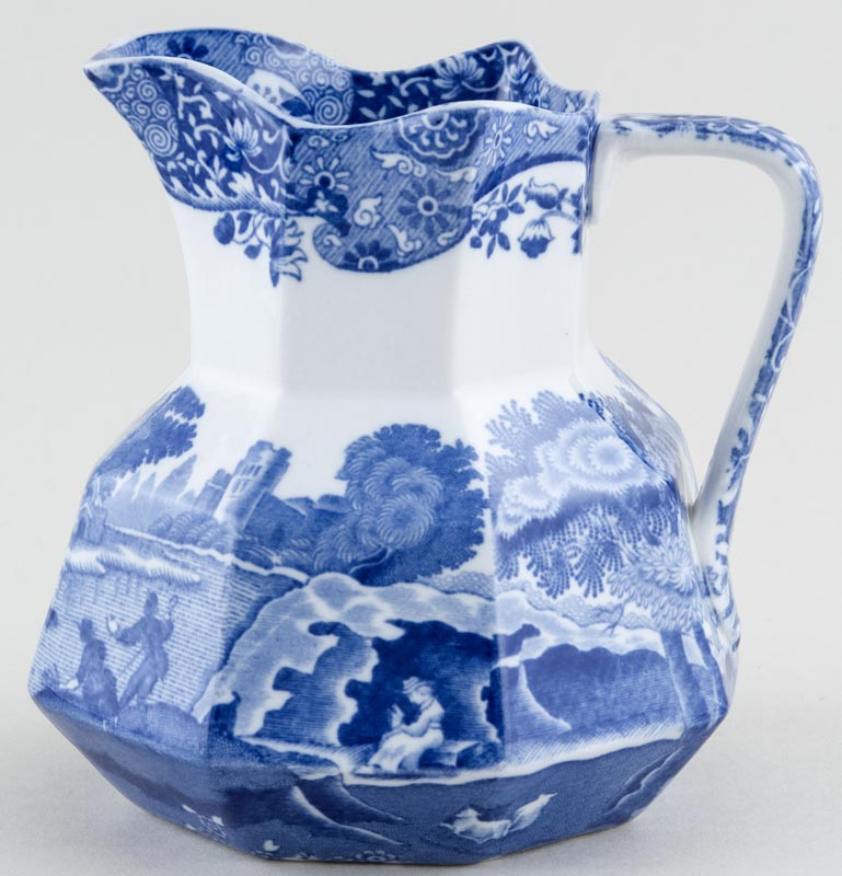 Spode Italian Jug or Pitcher oriental c1920s