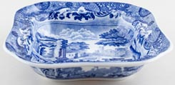 Spode Italian Vegetable Dish Base c1930s