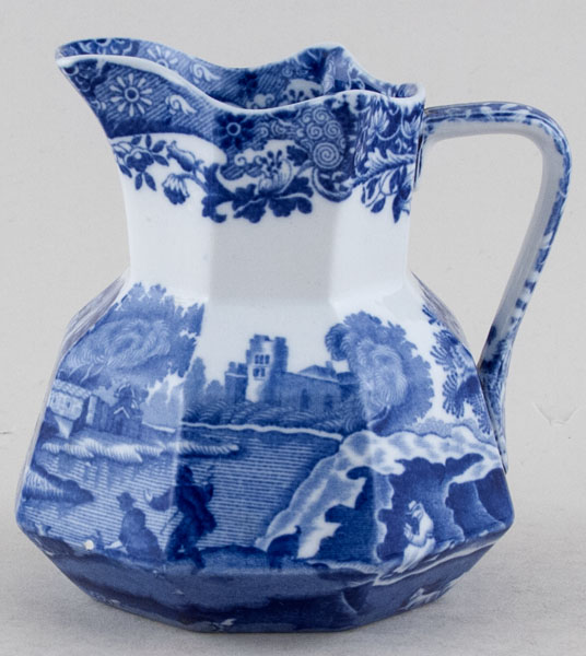 Spode Italian Jug or Pitcher c1920s