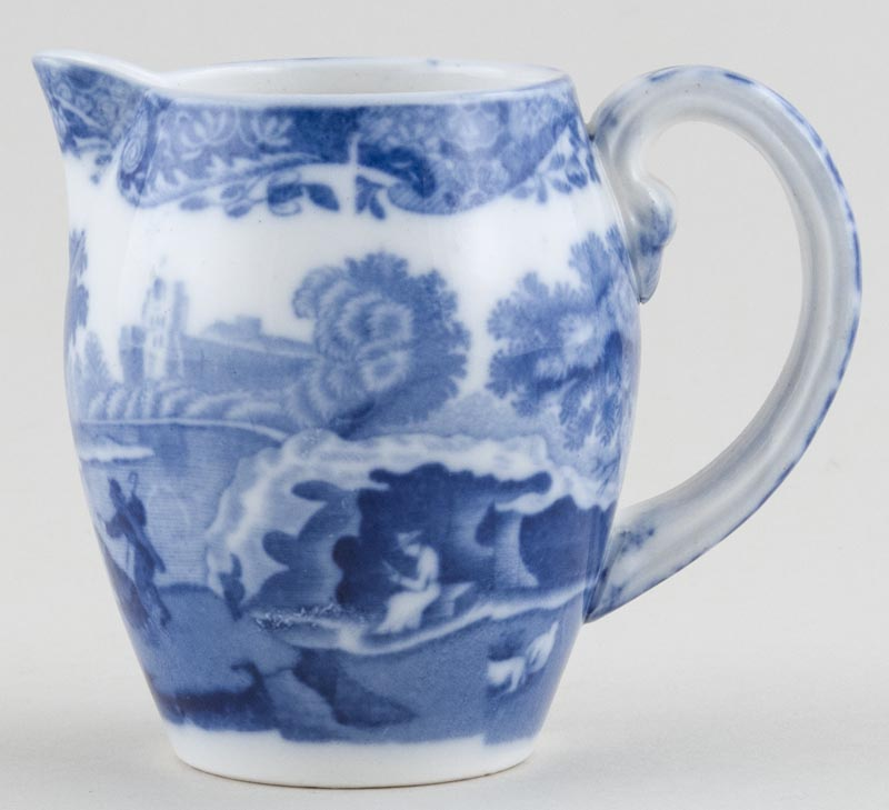 Spode Italian Jug or Pitcher c1930s