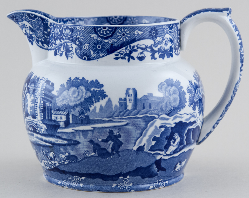 Spode Italian Jug or Pitcher c1950s