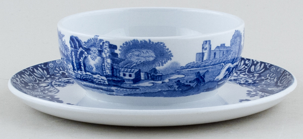 Spode Italian Bowl on fixed stand small c1930s
