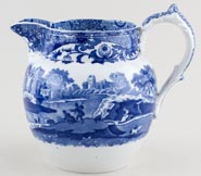 Spode Italian Jug or Pitcher c1895