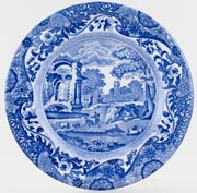 Spode Italian Stand or Serving Plate c1911
