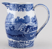 Spode Italian Jug or Pitcher Liverpool c1930s