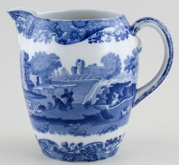 Spode Italian Jug or Pitcher c1930