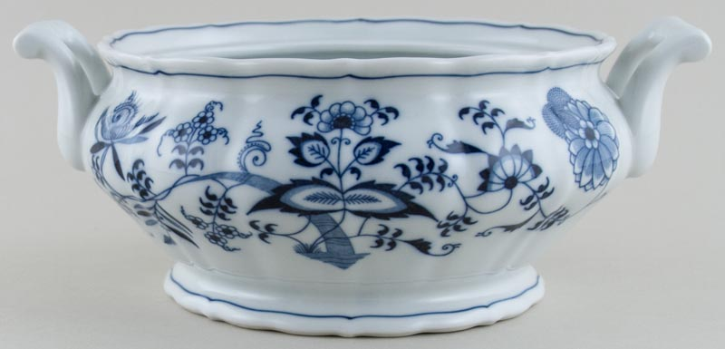 Japan Blue Danube Vegetable Dish Base 1950s to 1970s