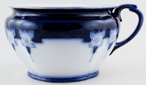 Dean Unidentified Pattern Chamber Pot c1910