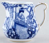 Royal Crown Derby Mikado Jug or Creamer c1938
