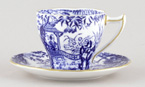 Coffee Cup and Saucer c1960
