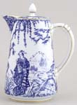 Jug or Pitcher Hot Water c1937