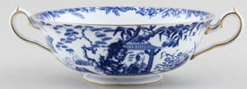 Royal Crown Derby Mikado Soup Cup c1938