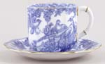 Coffee Cup and Saucer c1948